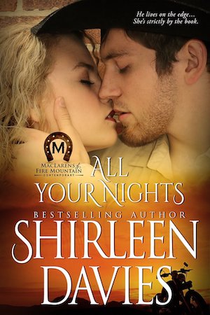 All Your Nights by Shirleen Davies