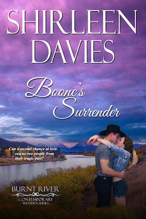 Boone's Surrender by Shirleen Davies