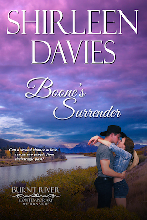 Boone's Surrender by Shirleen Davies