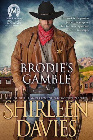 Brodie's Gamble by Shirleen Davies