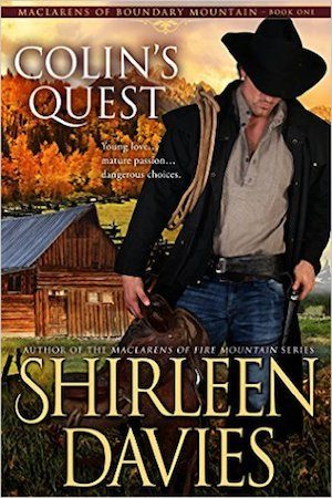 Colin's Quest by Shirleen Davies