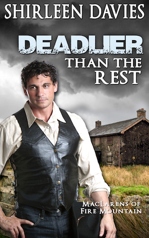 Deadlier Than The Rest by Shirleen Davies
