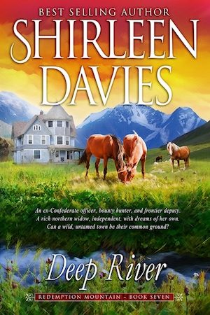 Deep River by Shirleen Davies