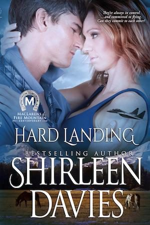 Hard Landing by Shirleen Davies
