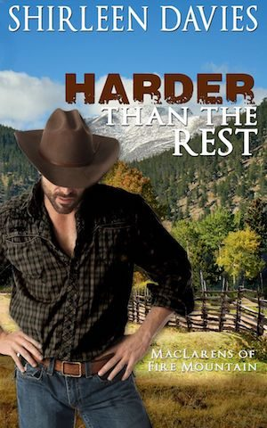 Harder Than The Rest by Shirleen Davies