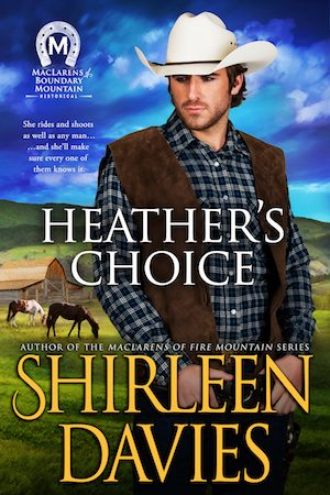 Heather's Choice by Shirleen Davies