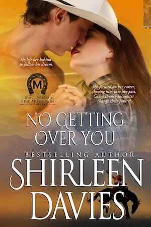 No Getting Over You by Shirleen Davies