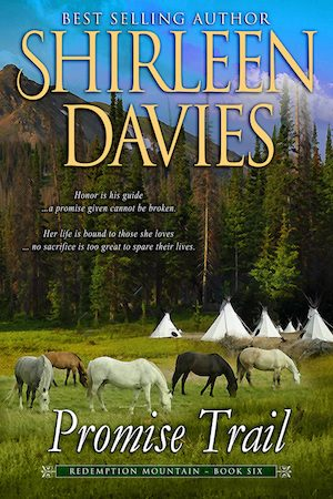 Promise Trail by Shirleen Davies
