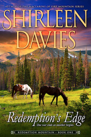 Redemption's Edge by Shirleen Davies