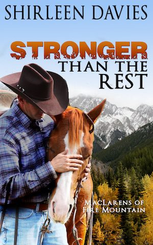 Stronger Than The Rest by by Shirleen Davies