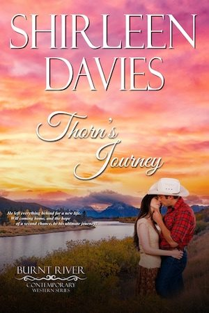 Thorn's Journey by Shirleen Davies