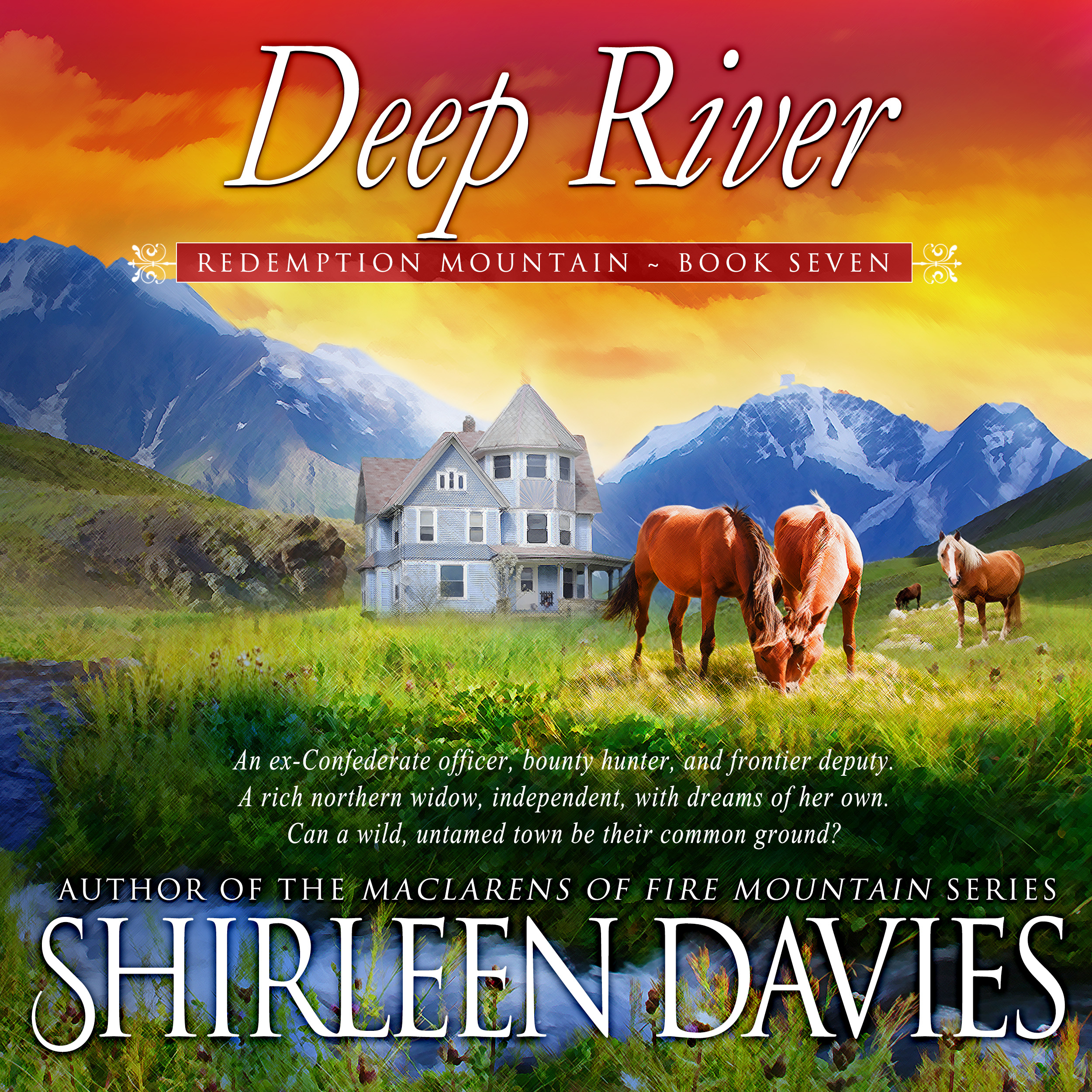 Deep River audiobook by Shirleen Davies