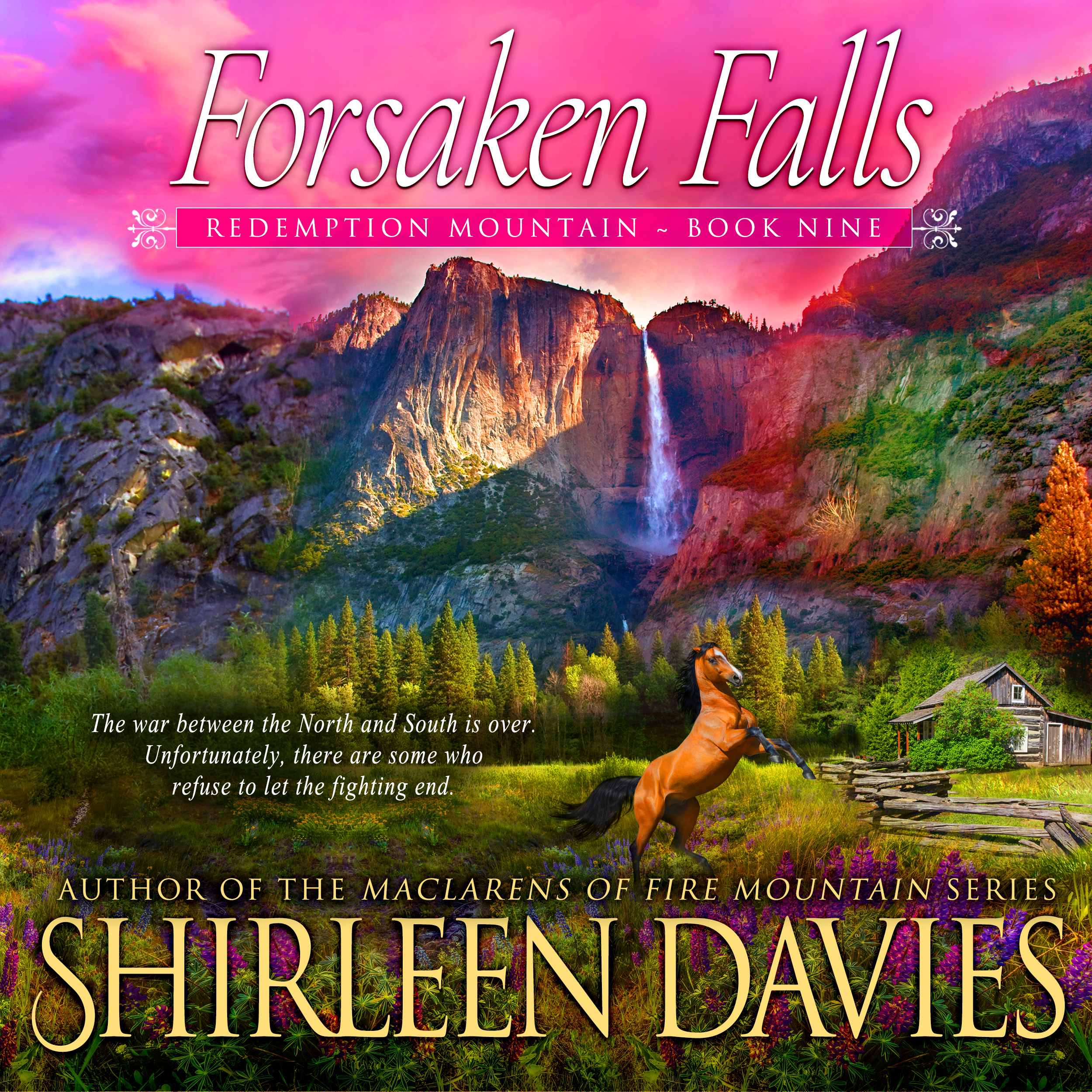 Forsaken Falls audiobook by Shirleen Davies
