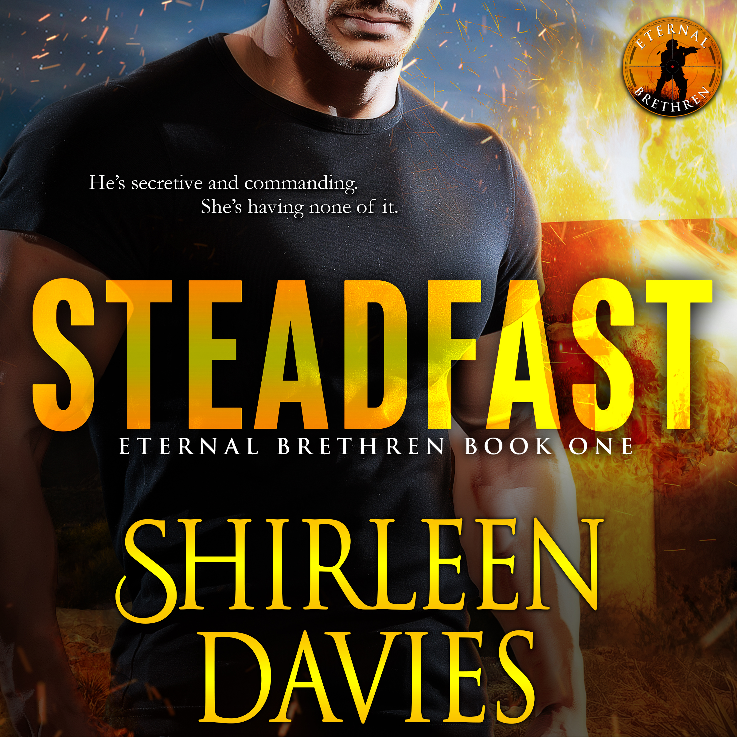 Steadfast audiobook by Shirleen Davies