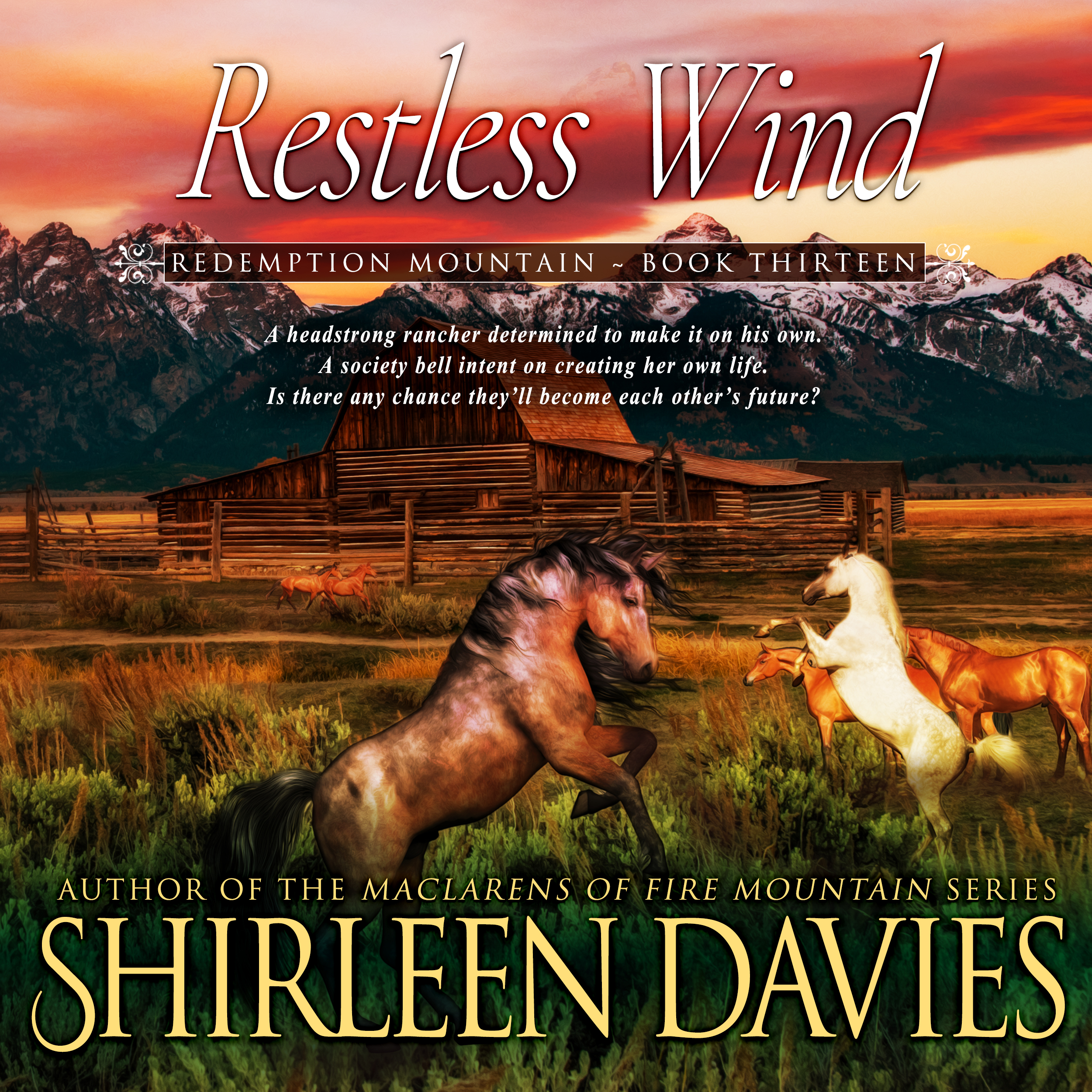 Restless Wind audiobook by Shirleen Davies