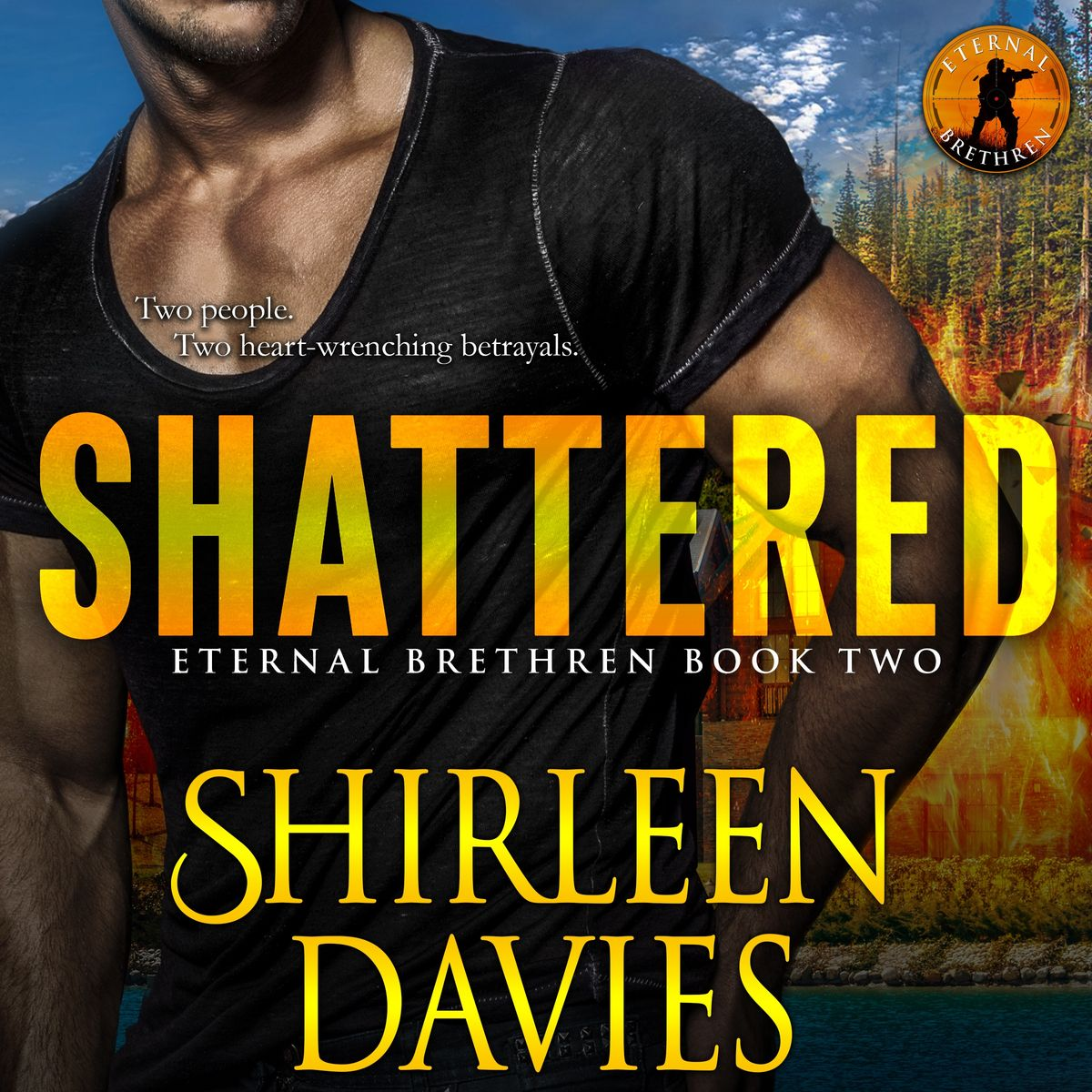 Shattered audiobook by Shirleen Davies