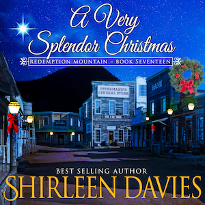 A Very Splendor Christmas audiobook by Shirleen Davies