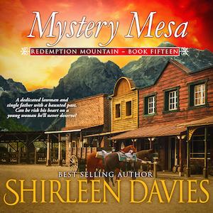 Mystery Mesa audiobook by Shirleen Davies
