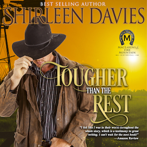 Tougher Than The Rest audiobook by Shirleen Davies